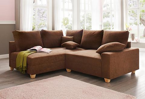 Kampinė sofa »Carolina« su spyruoklės