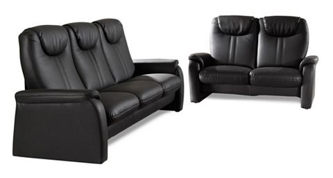 SIT&MORE Sit&more rinkinys Dvivietė sofa ir Tri...
