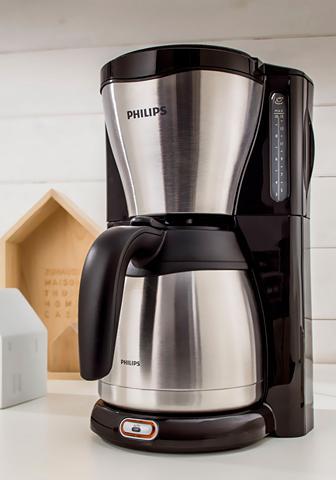 Philips Filterkaffeemaschine HD7546/20 Thermo ...