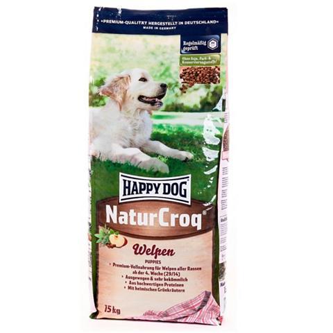 Hundetrockenfutter »Natur Croq Welpen«...