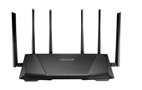 WLAN-Router su Ai Radar Technik