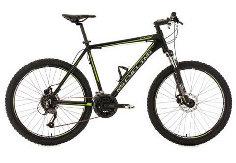 Kalnų dviratis 26 Zoll juoda spalva 27...