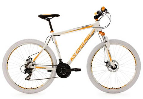 Kalnų dviratis 275 Zoll weiß 21 Gang-K...