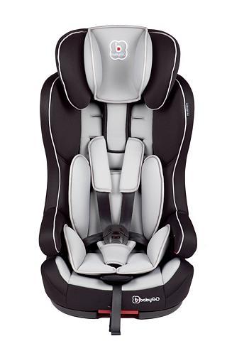 BABYGO Automobilinė kėdutė »Iso grey« 9 - 36 ...