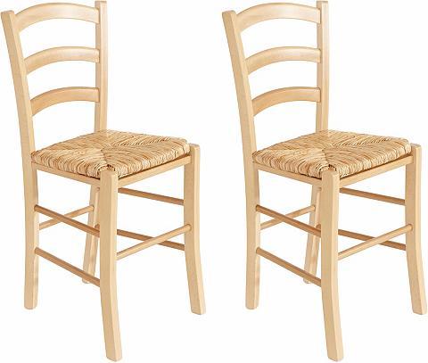 INOSIGN Kėdė (2 vnt.) su Binsengeflecht
