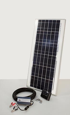 Rinkinys: Saulės baterijos rinkinys Sa...