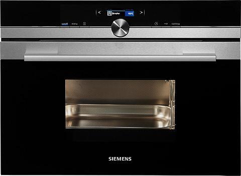 Siemens Kompakt-Dampfgarer i Q700