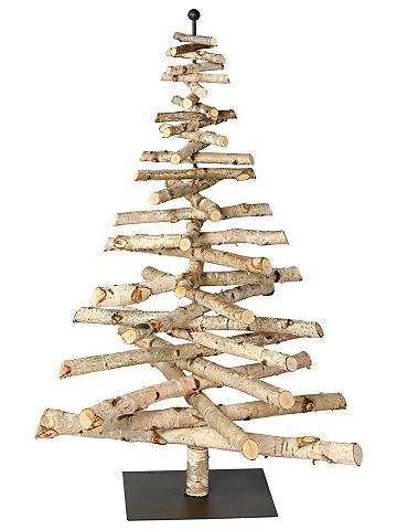 Dekoratyvinė medinė eglutė