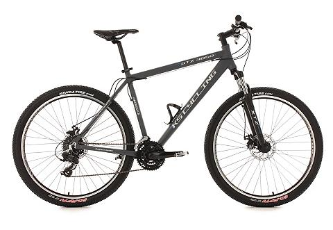 KS CYCLING Kalnų dviratis 275 Zoll anthrazit 24-G...