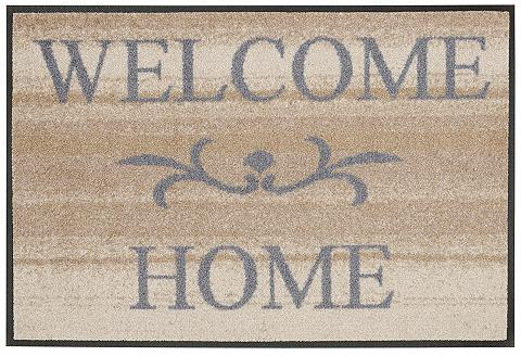 WASH+DRY BY KLEEN-TEX Durų kilimėlis »Welcome Home« wash+dry...