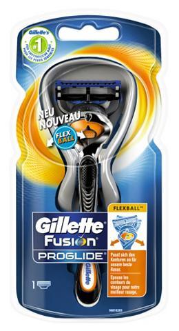 »Fusion Pro Glide« skustuvas su Flexba...