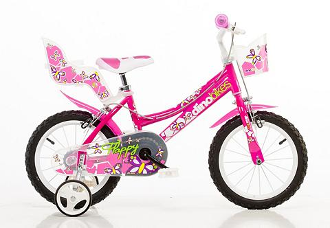 DINO Vaikiškas dviratis Mädchen 16 Zoll 1 G...