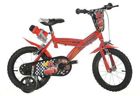 Vaikiškas dviratis 14 Zoll 1 Gang »Car...