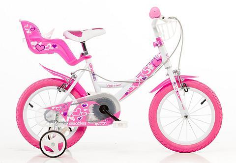 DINO Vaikiškas dviratis »Girlie« 1 Gang