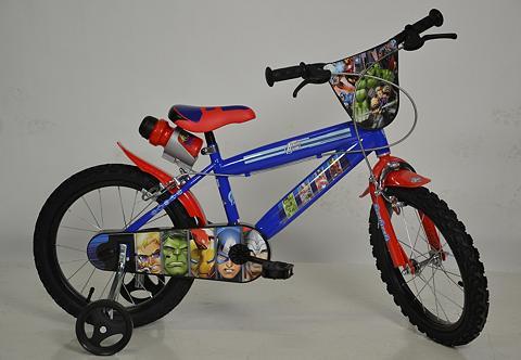 DINO Vaikiškas dviratis Jungen 16 Zoll 1 Ga...