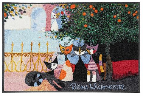 ROSINA WACHTMEISTER Durų kilimėlis »Vita Familiare« rechte...