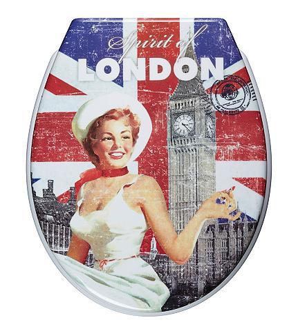 WC-dangtis »Spirit of London« su Lėto ...