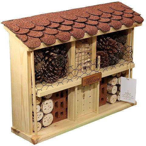LUXUSINSEKTENHOTELS Bičių/vabzdžių namelis »Landhaus Komfo...