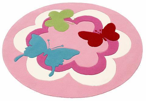 Vaikiškas kilimas ovali »Butterfly Par...