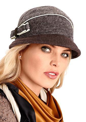 Kepurė su šoninis kaspinas