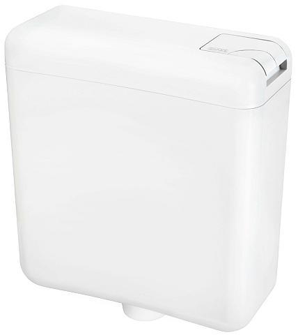 CORNAT WC vandens nuleidimo bakelis weiß