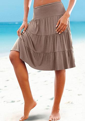 BEACHTIME Kurzer paplūdimio sijonas