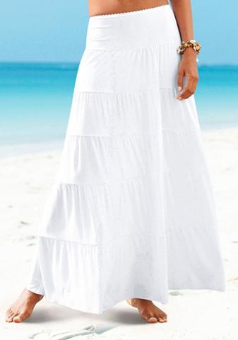 BEACHTIME Langer paplūdimio sijonas