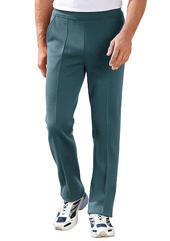 SCHNEIDER Sportswear trikotažinės kelnės su plač...