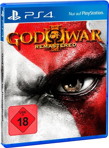 God of War III Remastered Play Treniru...