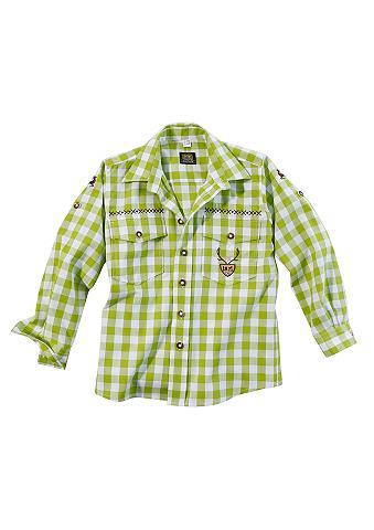 OS-TRACHTEN Vaikiški tautinio stiliaus marškiniai ...