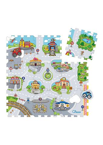 ® Puzzlematte »Mov'n Grow City«