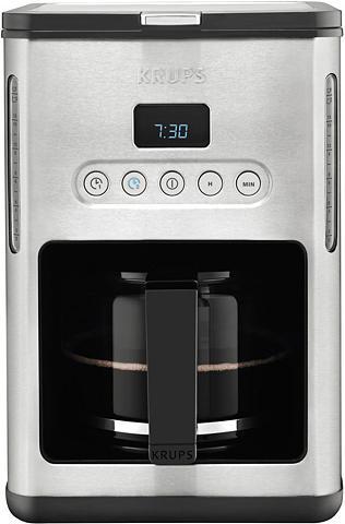 Krups Filterkaffeemaschine KM442D 125l Kaffe...