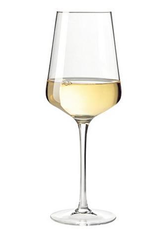 LEONARDO Taurės baltam vynui (6 dalių)