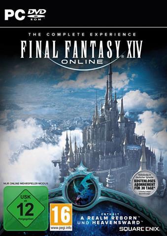 PC - Spiel »Final Fantasy XIV Online«