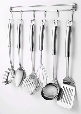 CS Koch-Systeme Kochbesteck-Set »EXQUISITE« (Set 7-tlg...