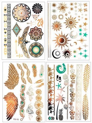 Tatuiruotė »Beautiful Phönix« Tattoos ...
