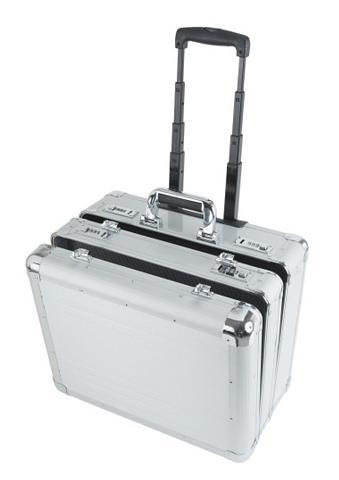 Alumaxx® lagaminas su Teleskopgestänge...