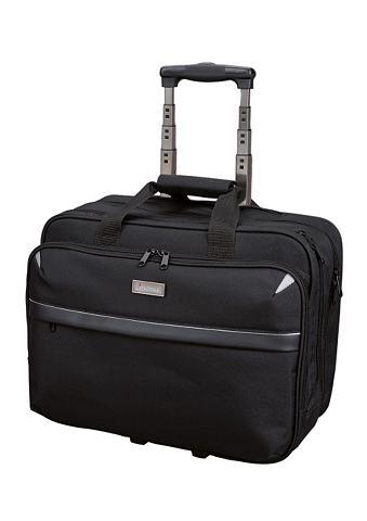 LIGHTPAK ® Dalykinis lagaminas su ratukai ir Sk...