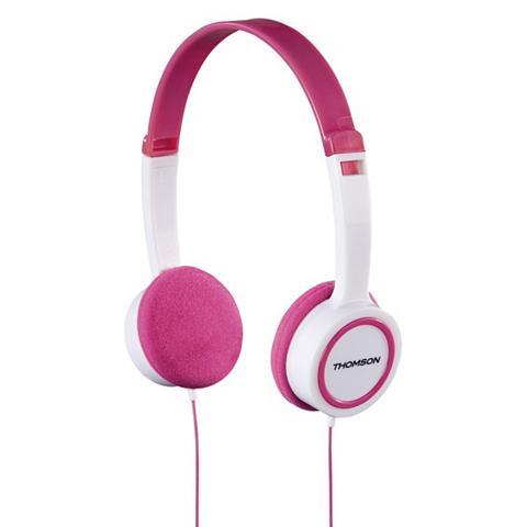 THOMSON HED1105P Vaikiškos ausinės On-Ear Leic...