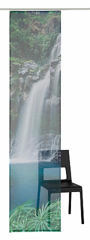 Panelinės užuolaidos »Waterfall« su Kl...