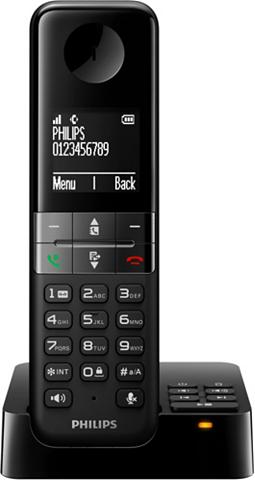 D4551 Schnurloses DECT telefonas su AB...