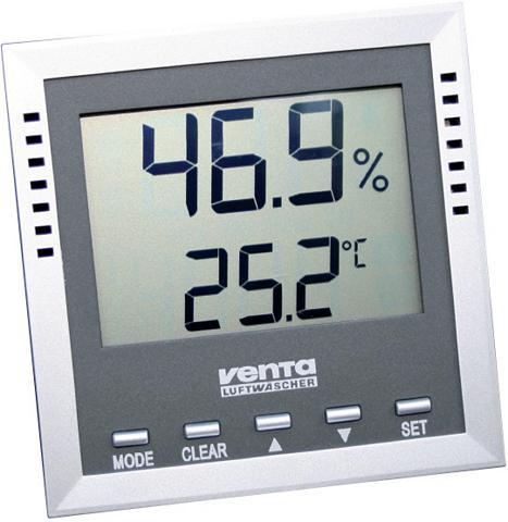 VENTA »Thermo-Hygrometer« Innenwetterstation...