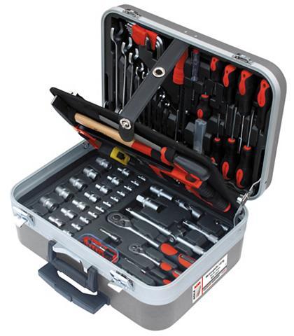 Meistro įrankių rinkinys »WZK 132Cr V«...