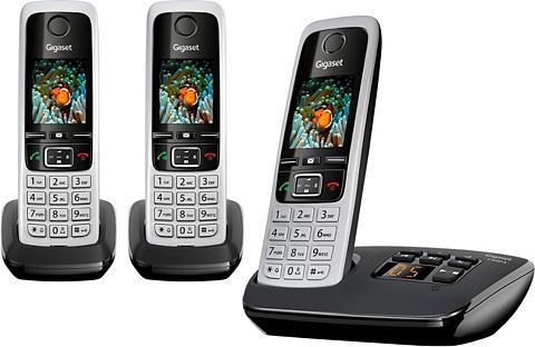 C430 A TRIO Schnurloses DECT Telefon-S...