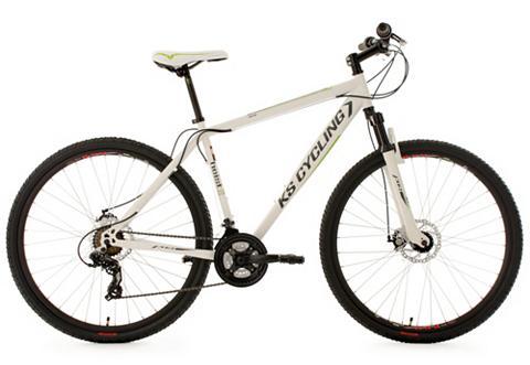 Dviratis kalnų dviratis 29 Zoll weiß 2...