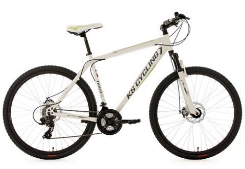 Dviratis kalnų dviratis 275 Zoll weiß ...