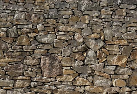 Fototapetas »Stone Wall« 368/254 cm