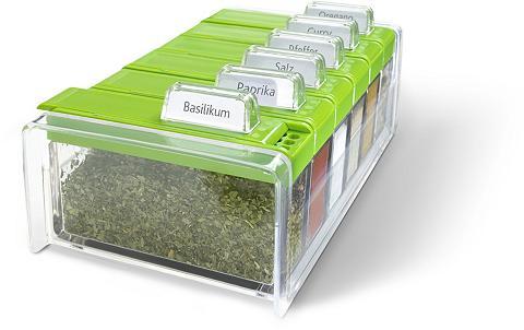 Prieskoninė »SPICE BOX« su 6 Gewürzen