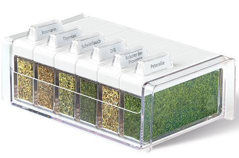 EMSA Prieskoninė »SPICE BOX« su 6 Gewürzen