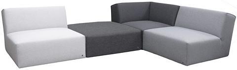 TOM TAILOR Kampinė sofa »Elements« kurį sudaro iš...